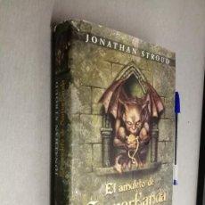 Libros de segunda mano: EL AMULETO DE SAMARKANDA / JONATHAN STROUD / MONTENA. Lote 227053356