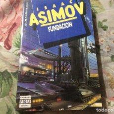 Libros de segunda mano: ISSAC ASIMOV - FUNDACION. Lote 227776950
