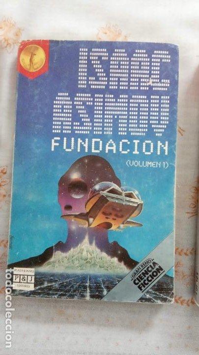 ISAAC ASIMOV - FUNDACIÓN (Libros de Segunda Mano (posteriores a 1936) - Literatura - Narrativa - Ciencia Ficción y Fantasía)