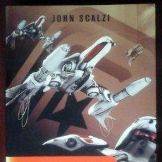 Libros de segunda mano: LA VIEJA GUARDIA (JOHN SCALZI) MINOTAURO 2007.. Lote 228373680