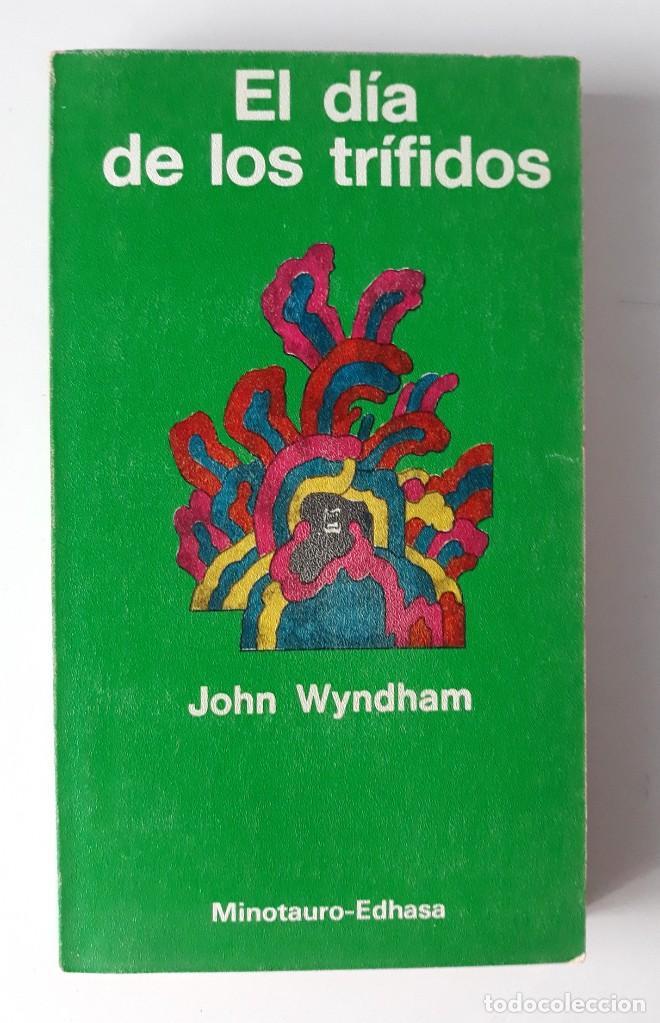 el día de los trífidos - john wyndham - Comprar Libros de ciencia ficción y  fantasía en todocoleccion - 228404145