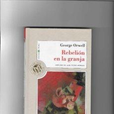 Libros de segunda mano: 2750. GEORGE ORWELL. REBELION EN LA GRANJA. Lote 228511915