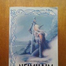Libros de segunda mano: NEIMHAIM, ARANZAZU SERRANO LORENZO, LOS HIJOS DE LA NIEVE Y LA TORMENTA, FANTASCY, 2015. Lote 229891725