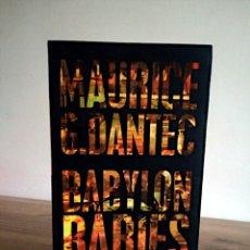 Libros de segunda mano: BABYLON BABIES. G. DANTEC, MAURICE. MONDADORI. 1 ª ED 2001. Lote 230444075