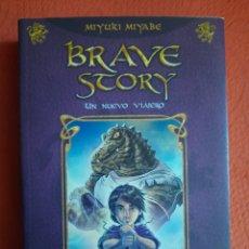 Libros de segunda mano: BRAVE STORY: UN NUEVO VIAJERO - MIYUKI MIYABE. Lote 231181225