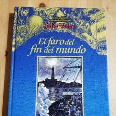 Libros de segunda mano: EL FARO DEL FIN DEL MUNDO (JULIO VERNE). Lote 232384700