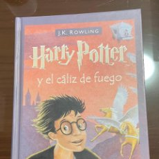 Libros de segunda mano: HARRY POTTER Y EL CALIZ DE FUEGO, JK ROWLING SALAMANDRA. Lote 269025444