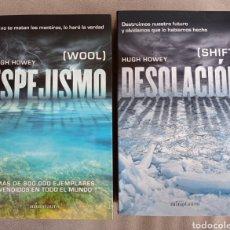 Libros de segunda mano: ESPEJISMO Y DESOLACIÓN, DE HUGH HOWEY (SAGA DE EL SILO). Lote 234003815