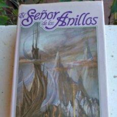 Libros de segunda mano: EL SEÑOR DE LOS ANILLOS . EDICIÓN INTEGRA 1980. Lote 234577365