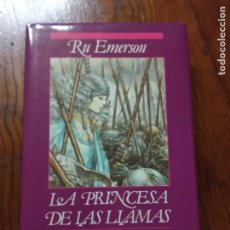 Libros de segunda mano: LA PRINCESA DE LAS LLAMAS - RU EMERSON.NOVA FANTASIA, Nº 19.. Lote 234950045