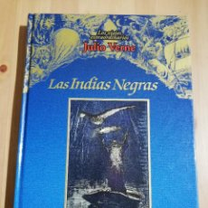 Libros de segunda mano: LAS INDIAS NEGRAS (JULIO VERNE). Lote 234992120