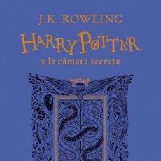 Libros de segunda mano: HARRY POTTER Y LA CÁMARA SECRETA (EDICIÓN RAVENCLAW DEL 20º ANIVERSARIO) (HARRY. Lote 235358300