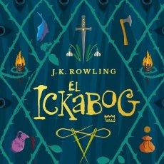 Libros de segunda mano: EL ICKABOG. Lote 235358315