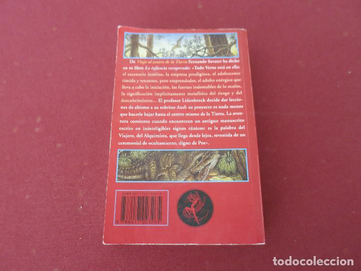 Libros de segunda mano: VIAJE AL CENTRO DE LA TIERRA - JULIO VERNE - VALDEMAR - EL CLUB DIOGENES - Foto 2 - 235628175