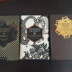 Libros de segunda mano: MEMORIAS DE IDHUN LAURA GALLEGO GARCÍA. Lote 235661215
