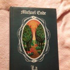 Libros de segunda mano: LA HISTORIA INTERMINABLE, DE MICHAEL ENDE. CIRCULO. DOS TINTAS. EXCELENTE ESTADO. Lote 235826165