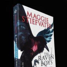 Libros de segunda mano: LA PROFECÍA DEL CUERVO (THE RAVEN BOYS, 1) | STIEFVATER, MAGGIE | EDICIONES SM, 2016. Lote 235854260