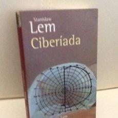 Libros de segunda mano: CIBERIADA . STANISLAW LEM .. Lote 235855115