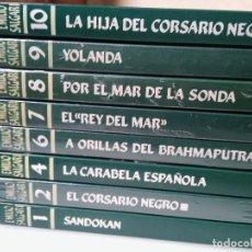 Libros de segunda mano: EMILIO SALGARI. Lote 236402075