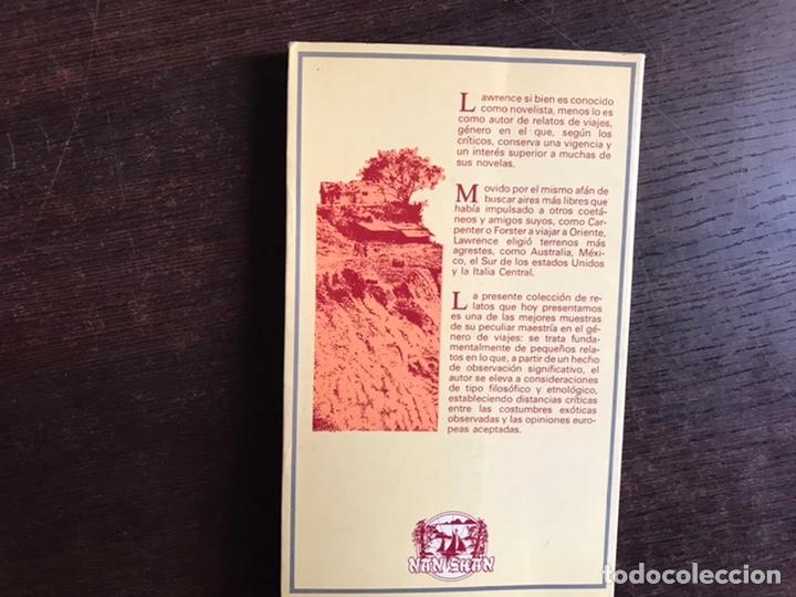 Libros de segunda mano: Mañanitas mexicanas. D. H. Lawrence. Laertes - Foto 2 - 236473560