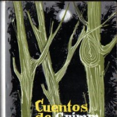 Libros de segunda mano: CUENTOS DE GRIMM (VERGARA CÍRCULO, 1962). Lote 236499505