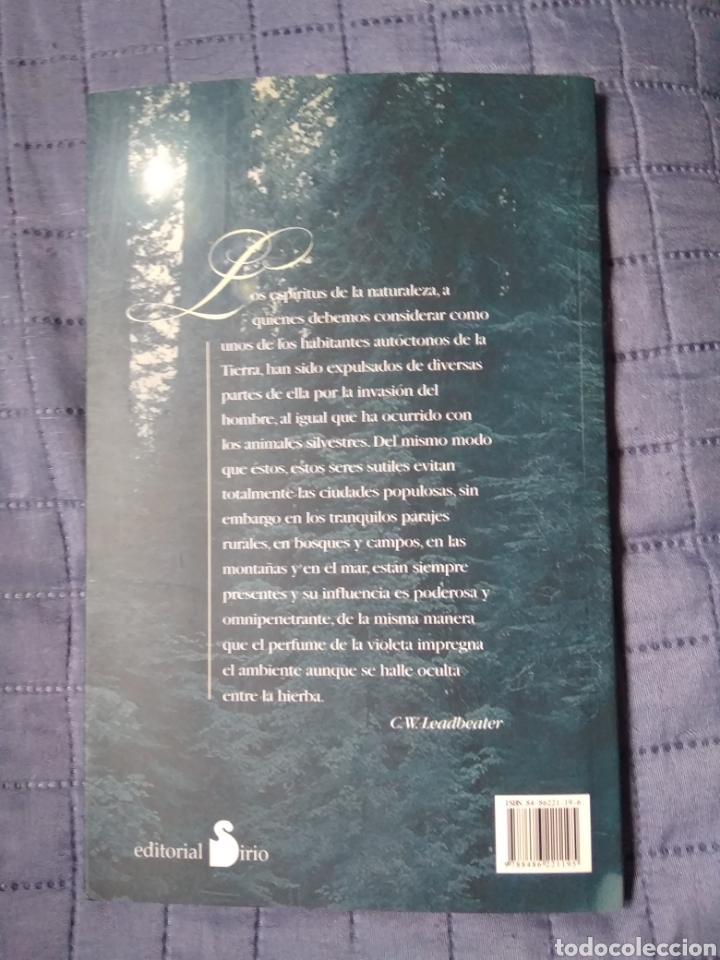 Libros de segunda mano: Los espíritus de la naturaleza- C.W Leadbeater - Foto 2 - 236513015