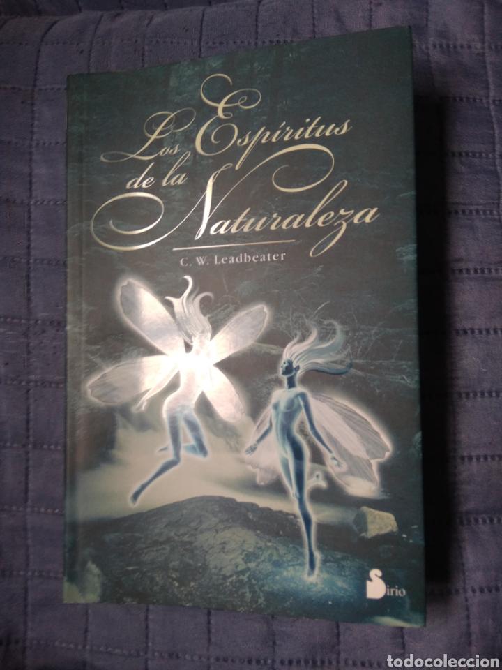 LOS ESPÍRITUS DE LA NATURALEZA- C.W LEADBEATER (Libros de Segunda Mano (posteriores a 1936) - Literatura - Narrativa - Ciencia Ficción y Fantasía)