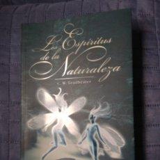 Libros de segunda mano: LOS ESPÍRITUS DE LA NATURALEZA- C.W LEADBEATER. Lote 236513015