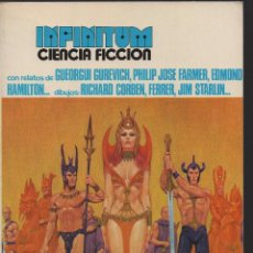 Libros de segunda mano: INFINITUM CIENCIA FICCIÓN. Lote 236519200