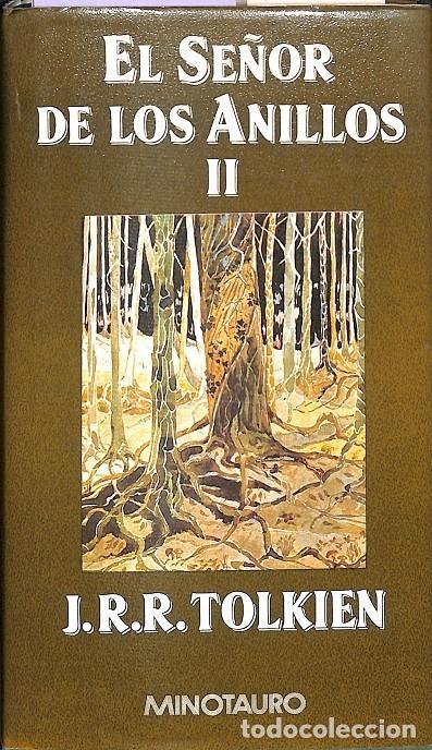 LAS DOS TORRES II - EL SEÑOR DE LOS ANILLOS (Libros de Segunda Mano (posteriores a 1936) - Literatura - Narrativa - Ciencia Ficción y Fantasía)