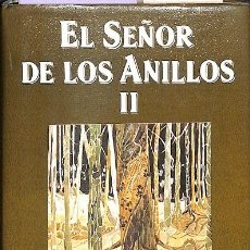 Libros de segunda mano: LAS DOS TORRES II - EL SEÑOR DE LOS ANILLOS. Lote 236551400