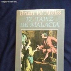Libros de segunda mano: EL TAPIZ DE MALACIA - BRIAN W. ALDISS - MINOTAURO. Lote 236721665