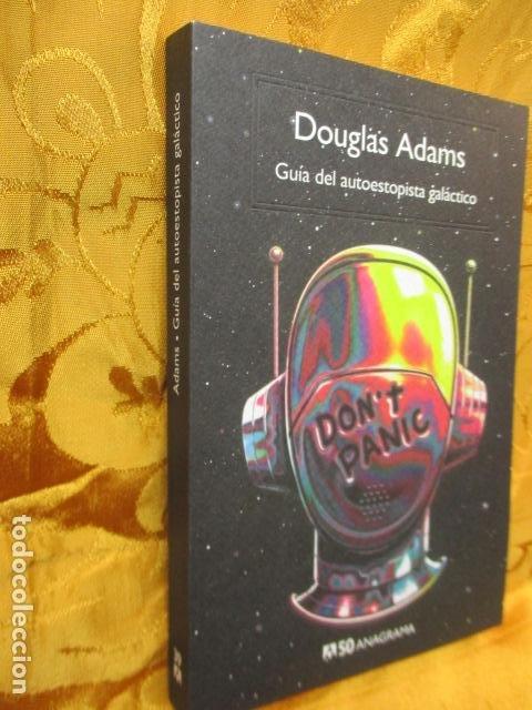 Libros de segunda mano: Guía del autoestopista galáctico. - Adams, Douglas. COMO NUEVO. - Foto 2 - 236807290