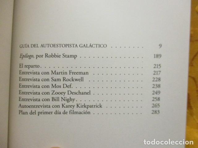 Libros de segunda mano: Guía del autoestopista galáctico. - Adams, Douglas. COMO NUEVO. - Foto 6 - 236807290