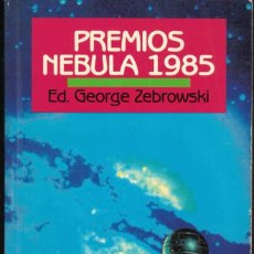 Libros de segunda mano: PREMIOS NÉBULA 1985 - ED. GEORGE ZEBROWSKI. Lote 237730620