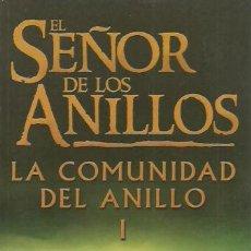 Libros de segunda mano: JRR TOLKIEN-EL SEÑOR DE LOS ANILLOS 1.MINOTAURO.2002.. Lote 237880335