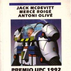 Livres d'occasion: PREMIO UPC 1992 NOVELA CORTA DE CIENCIA FICCION - JACK MCDEVITT Y OTROS; NOVA CIENCIA FICCION Nº 56. Lote 237951420