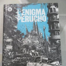 Libros de segunda mano: JORDI CERVERA, L'ENIGMA PERUCHO, BAMBU, CIENCIA FICCIO EN CATALA EXEMPLAR NOU DISTOPIA. Lote 238297270