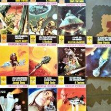 Libros de segunda mano: LA CONQUISTA DEL ESPACIO - Nº 550 A 559 - BRUGUERA CIENCIA FICCIÓN. Lote 238753825