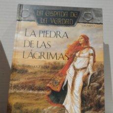 Libros de segunda mano: LA PIEDRA DE LAS LAGRIMAS: LA ESPADA DE LA VERDAD (VOL.3) TERRY GOODKIND. TIMUN MAS. Lote 239735095