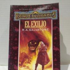 Libros de segunda mano: VOLUMEN II EL ELFO OSCURO. SALVATORE TIMUN MAS 1995. Lote 239735275
