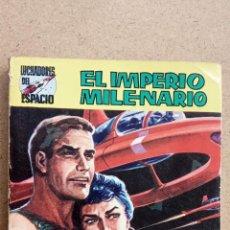 Libros de segunda mano: LUCHADORES DEL ESPACIO Nº 28 - GEORGE H. WHITE - SAGA DE LOS AZNAR - MUY BUEN ESTADO. Lote 239919490
