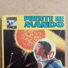 Libros de segunda mano: LUCHADORES DEL ESPACIO Nº 38 - GEORGE H. WHITE - SAGA DE LOS AZNAR - MUY BUEN ESTADO. Lote 239919565