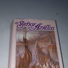 Libros de segunda mano: EL SEÑOR DE LOS ANILLOS J.R.R. TOLKIEN EDICION NO ABREVIADA CIRCULO DE LECTORES 1991. Lote 240513565