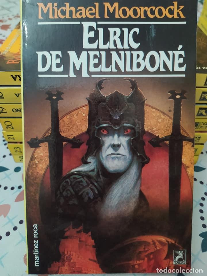 Libros de segunda mano: Lote de 11 novelas de aventuras y fantasia de la colección Martinez Roca - Foto 8 - 242208955