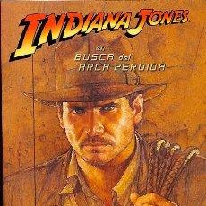 Libros de segunda mano: INDIANA JONES EN BUSCA DEL ARCA PERDIDA. Lote 244755560
