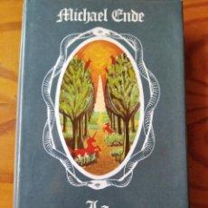 Livres d'occasion: LA HISTORIA INTERMINABLE, MICHAEL ENDE- 1ª EDICION A COLOR ILUSTRADA TAPA DURA LUJO CIRCULO DE LECTO. Lote 244828085