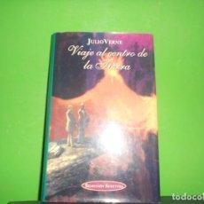 Libros de segunda mano: VIAJE AL CENTRO DE LA TIERRA - JULIO VERNE - SELLECCION AVENTURA - DISPONGO DE MAS LIBROS. Lote 245375890