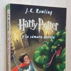 Libros de segunda mano: HARRY POTTER Y LA CÁMARA SECRETA - ROWLING, J.K.. Lote 245418715