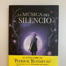 Libros de segunda mano: LA MUSICA DEL SILENCIO. Lote 246143040